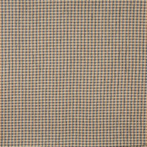 blue check upholstery fabric blue beige orange and white check southwest upholstery