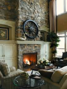 Fireplace Ideas With Stone 100 Fireplace Design Ideas For A Warm Home During Winter