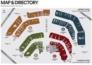 premium outlets map retail racetrack clarksburg premium outlets open wtop