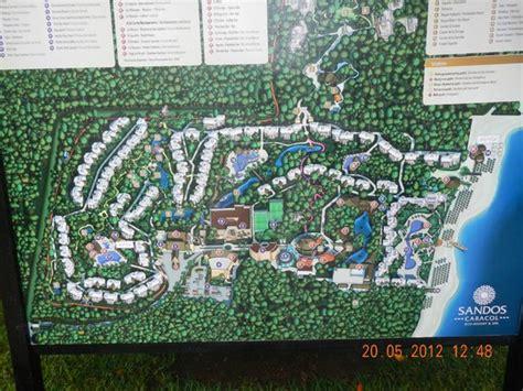 eco resort map aqua park picture of sandos caracol eco resort playa