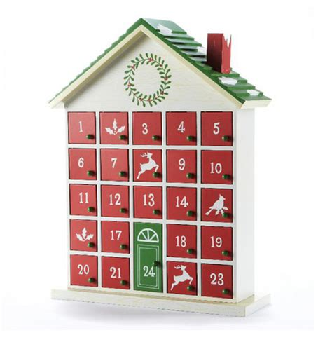 Wooden Advent Calendar House by 8 Advent Calendars That Ll Make Counting To