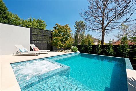 Artificial Decorative Trees For The Home by Pretty National Pool Tile Mode Melbourne Contemporary Pool