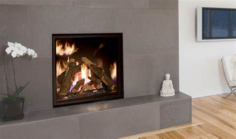 Enviro Gas Fireplace by Enviro Products Gas Q4 Gas Fireplace