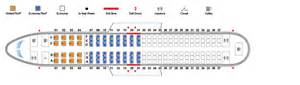 American Airlines Floor Plan Boeing 737 800 738 United Airlines