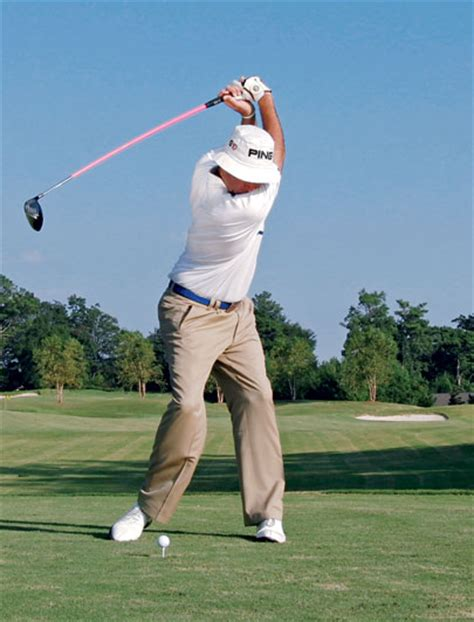 proper hip rotation in golf swing golf