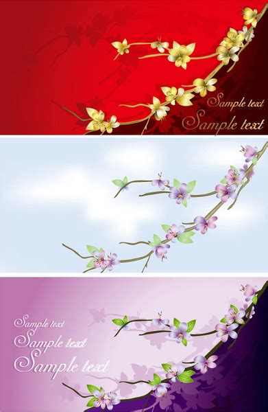 flower card templates lotus flower template free vector 21 712 free