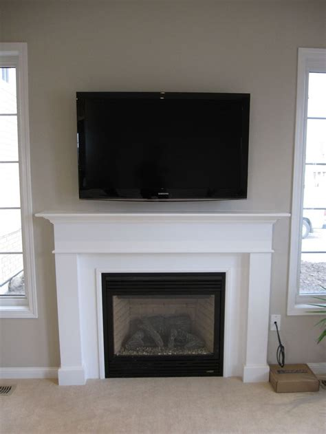 tv above fireplace 19 best fireplace images on pinterest fire places