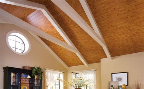 Wood Plank Ceiling System