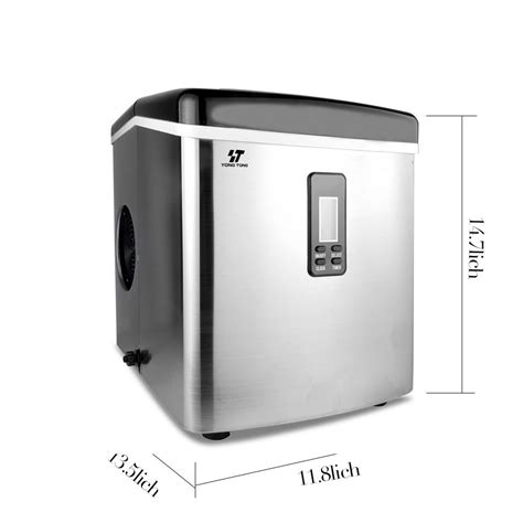 Countertop Machine by 3 2l 120w Portable Stainless Compact Maker
