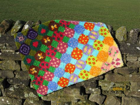 where can i buy latch hook rug kits the patchwork garden latch hook rug kit