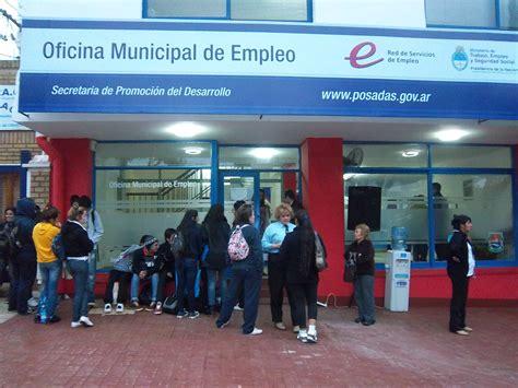oficina de empleo pagan a beneficiarios de programas de la oficina de empleo