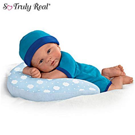 Cuddle Buddy Pillow With Arm by Cuddle Buddy Lifelike Baby Doll