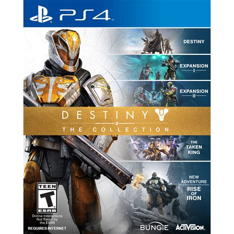 Destiny The Taken King Ps4 Reg 3 activision destiny the collection ps4 87968 b h photo