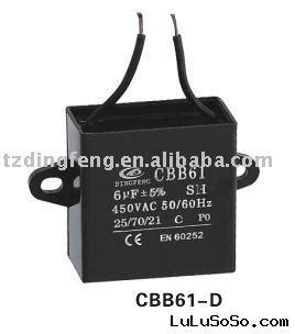 fan capacitors for sale fan capacitor cbb61 for sale price china manufacturer