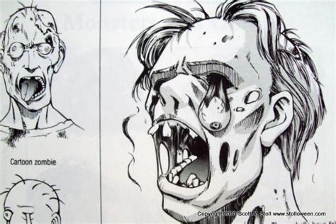 how to draw occult and horror scotty library occult and horror