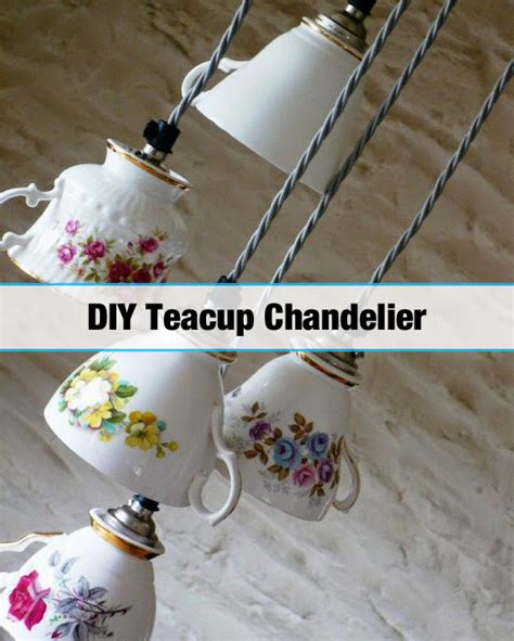 how to make a cheap chandelier how to make a teacup chandelier diy diy for