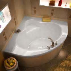 angelico 60 x 60 corner soaking drop in bathtub soaker tub