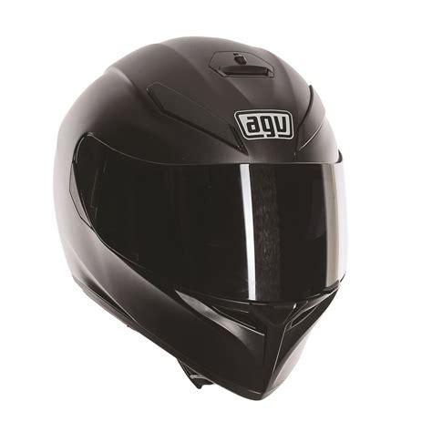 Helm Agv K3 Black Agv K3 Sv Matt Black Motorcycle Helmets From Custom