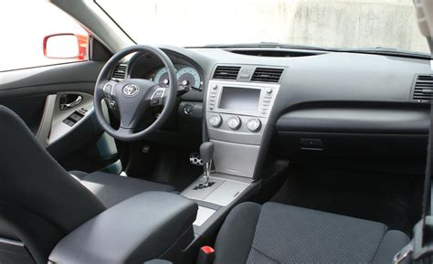 2010 Camry Interior by Car And Driver