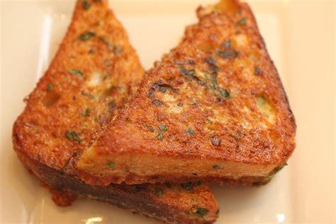 Rotika Crispy Toast 1 crispy salt and pepper toast recipe on food52