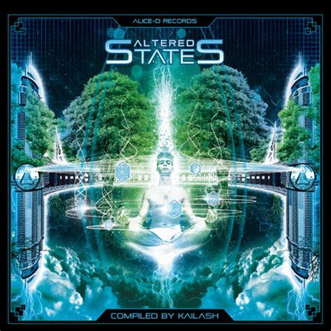 kaya pattern theory altered states alice d productions cd on psyshop