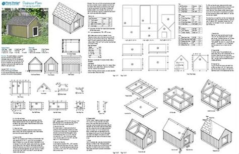 dog house plans for large dog dog house plans large dog house plans gable roof style doghouse 90304g pet size up