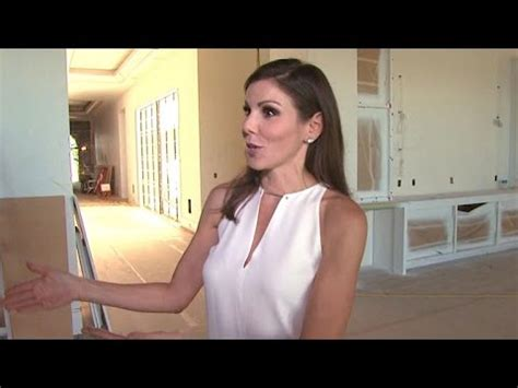 heather dubrow new house youtube take a tour of real housewives star heather dubrow s 20 000 square foot 14 bathroom mansion