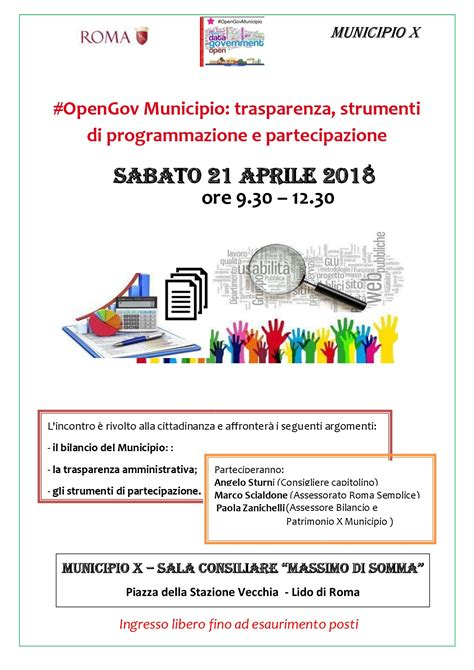 comune di roma ufficio concorsi roma capitale sito istituzionale municipio x