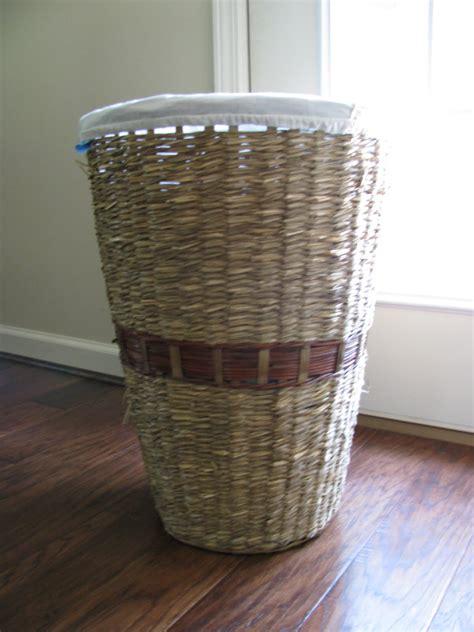Bathroom Treasure Basket Our Creative Garage Sale Flea Market Treasures