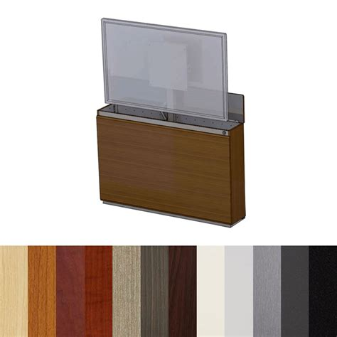 wall mounted av cabinet audio visual furniture wall mounted credenza tv lift