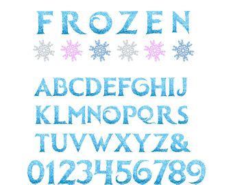 printable frozen font frozen letters printable www pixshark com images