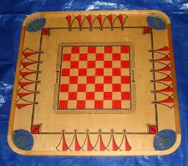 Alfa img showing gt carroms game antique