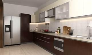 modular style kitchen is the most efficient and