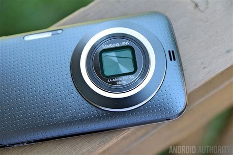 Samsung Zoom Samsung Galaxy K Zoom Review