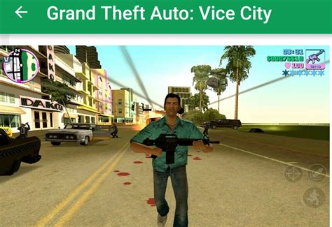 gta vice city apk gta auto vice city apk obb android apps android phones tips