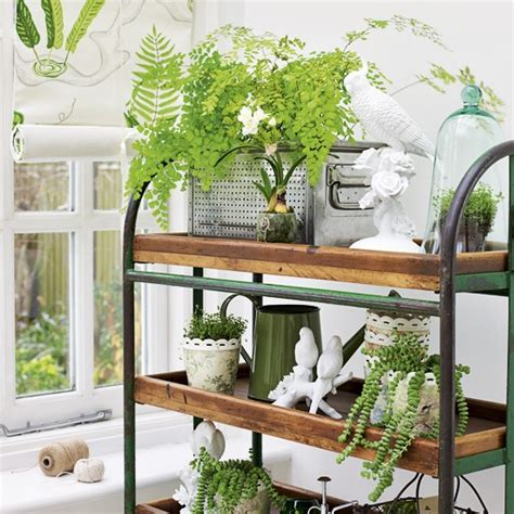 The Shelf Conservatory open storage shelves storage solutions garden rooms