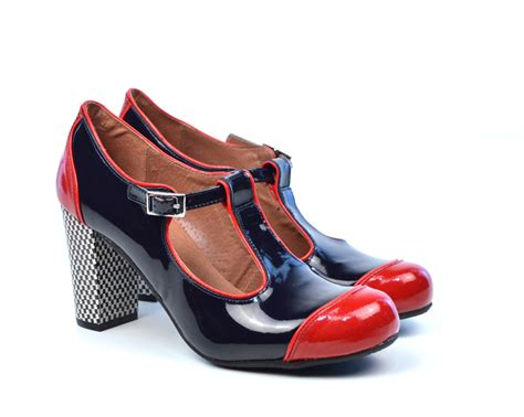 s t shoes the dusty in midnight blue patent leather