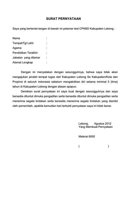 surat pernyataan02 kabar tobo kito