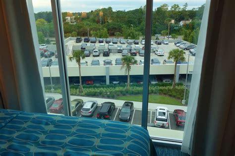 Parking Lot Floor Plan by Review Cabana Bay Beach Resort At Universal Orlando
