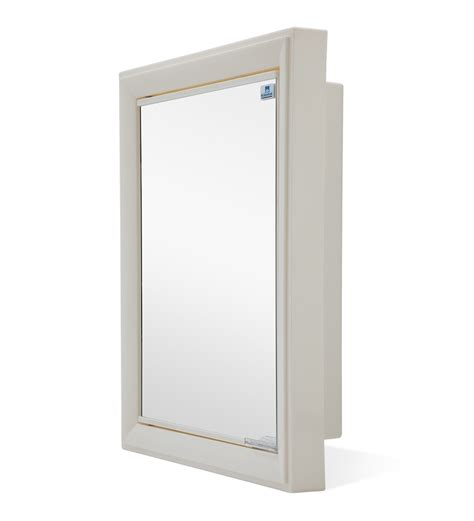 nilkamal bathroom cabinet nilkamal gem mirror cabinet ivory by nilkamal