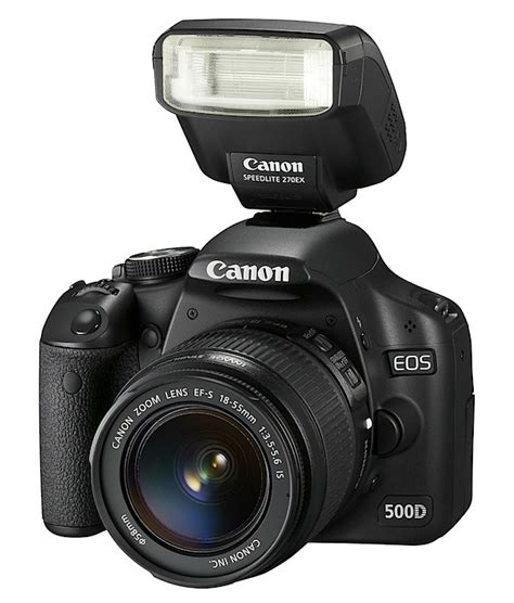 Kamera Canon Dslr Eos 500d canon eos t1i 500d dslr review