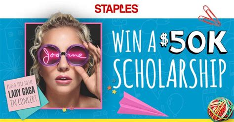 staples for students sweepstakes 2017 - Staples For Students Sweepstakes