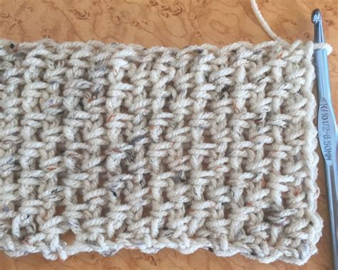 simple pattern to crochet a scarf easy crochet scarf free pattern using moss stitch