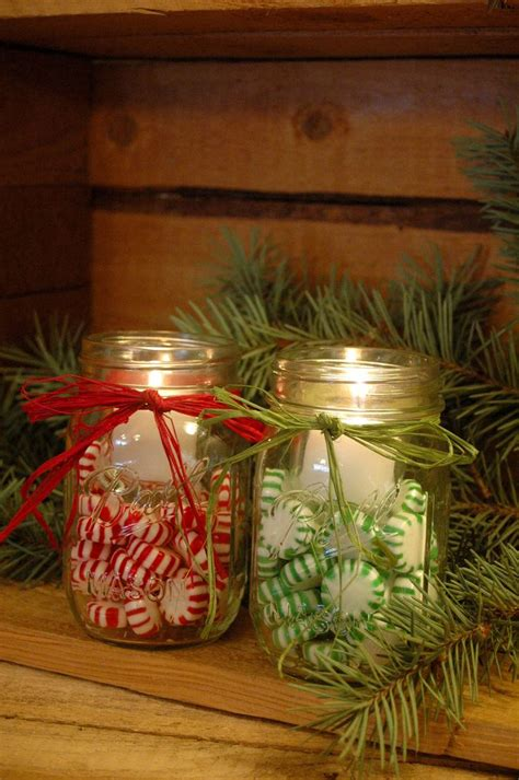 christmas decorating with mason jars bottles savvy nana
