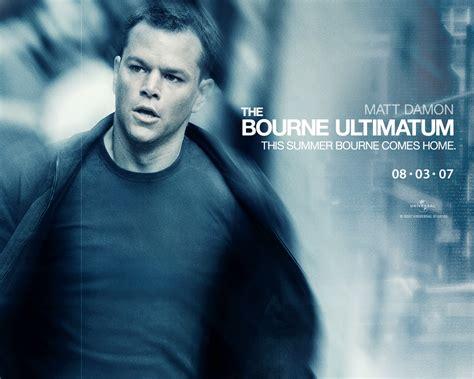 the bourne ultimatum 2007 matt damon stiles