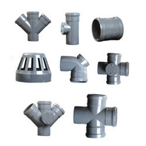 plumbing pipes upvc drainage pipes fittings