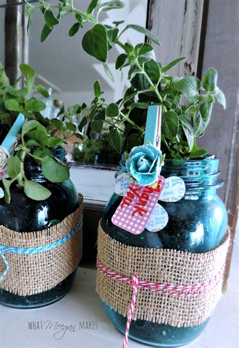 Where Can You Use One For All Gift Cards - easy mason jar thank you gift idea what meegan makes