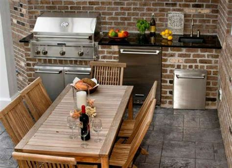 outdoor kitchen against house 1000 ideas about build outdoor kitchen on pinterest