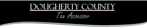 Dougherty County Property Records Dougherty County Tax Assessor S Office
