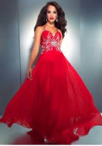 Prom Dress Boutiques Halter Neckline Prom Dresses 2013